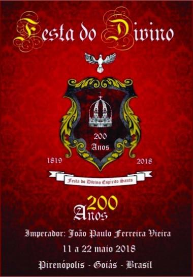 Banner Festa do divino