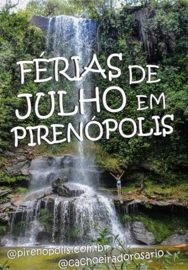 Cachoeira do Rosário Férias de Julho