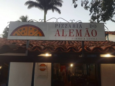 Pizzaria do Alemão