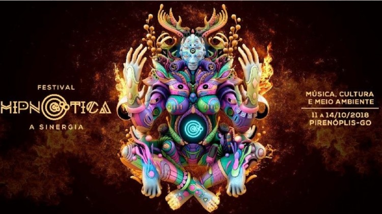 Festival Hipnótica A Sinergia