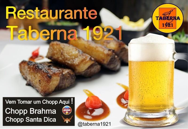 Pop Up Taberna 1921 Pirenópolis